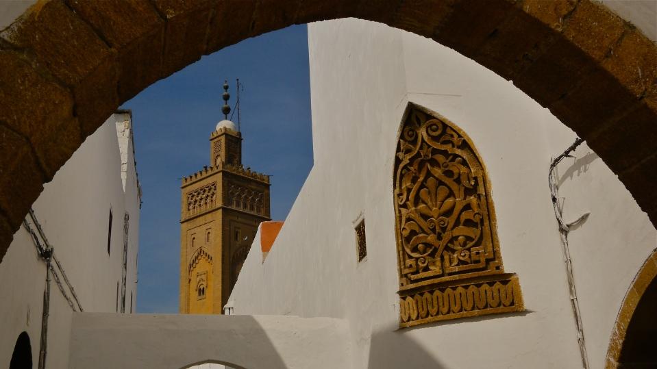 Fas-Casablanca-Özcan Yurdalan