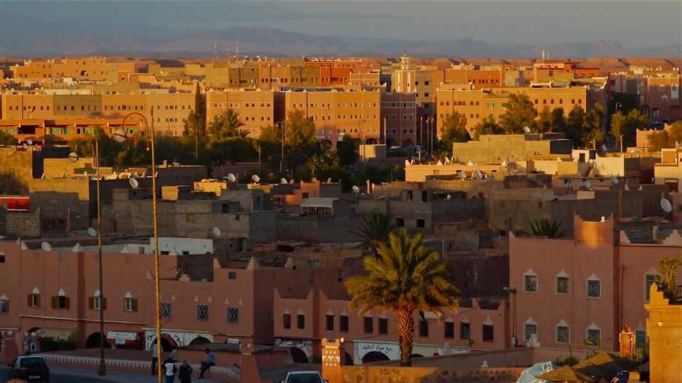 Fas-Ouarzazate-Özcan Yurdalan