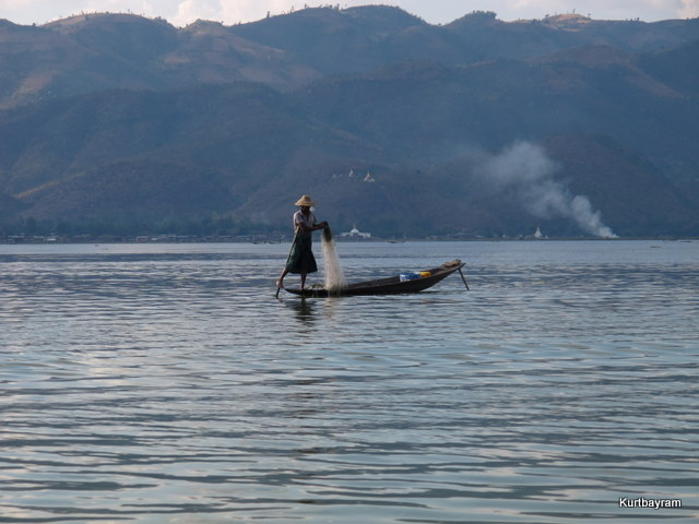 Inle gölü- Burma-Myanmar 1