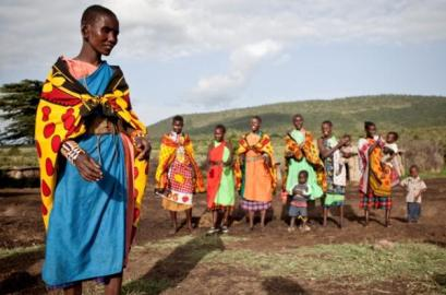 Kenya- Velit Gazel